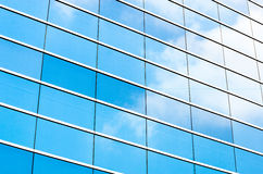 Glass building Royalty Free Stock Photography
