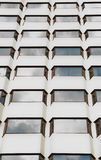 Glass building reflection Royalty Free Stock Images