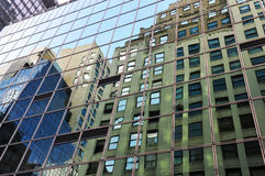Glass Buildings Royalty Free Stock Images