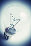 Glass bulb Stock Photo