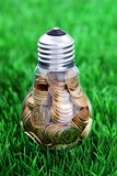 Glass bulb Royalty Free Stock Photo