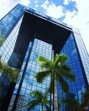 Glass byggnad Arkivbilder