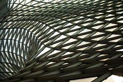 Glass byggnad för modernt torn Royaltyfri Fotografi