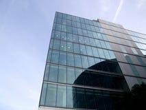 Glass byggnader 29 fotografering för bildbyråer