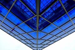 Glass canopy Stock Photos
