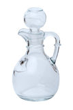 Glass carafe Stock Photography