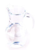 Glass carafe Royalty Free Stock Photography
