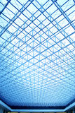 Glass ceiling Stock Images
