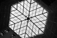 Glass ceiling Stock Photos