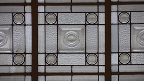 Glass ceiling. Stock Photography