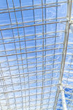Glass ceiling Stock Image