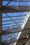 Glass ceiling row Stock Images