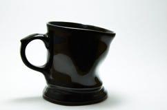 Glass ceramic black Royalty Free Stock Photo