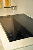 Glass ceramic cooker Stock Photos