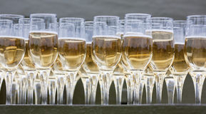 Glass champagne Royalty Free Stock Photos