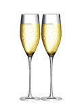 Glass of Champagne Vector Illustration Stock Photo