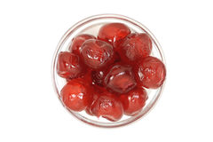 glass Cherry Royaltyfria Bilder