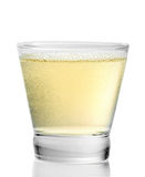 Glass of cider Royalty Free Stock Photography