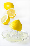 Lemon squeezer Royalty Free Stock Images