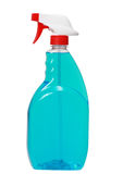 Glass cleaner Royalty Free Stock Image