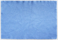 Glass cleaner tissue. Light blue Glass cleaner tissue stock photography