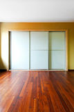Glass closet 2 Stock Photo