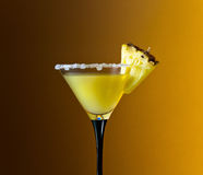 Glass with  cocktail Stock Image