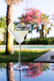 Glass of cocktail Royalty Free Stock Images