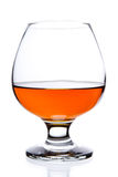 Glass of Cognac Royalty Free Stock Photo