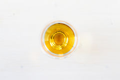 Glass of cognac, brandy Royalty Free Stock Photo