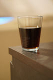 Glass of coke Royalty Free Stock Images