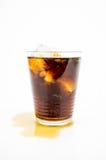 Glass of Coke Royalty Free Stock Photos
