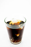 Glass of Coke Stock Images
