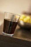 Glass of coke Royalty Free Stock Image