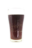 Glass cola Royalty Free Stock Image