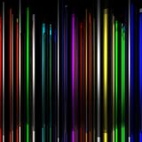 Glass color tube Royalty Free Stock Photo