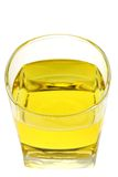 A glass of Cooking Oil Stock Photography