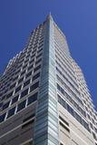 Glass cornered Skyscraper Royalty Free Stock Photos