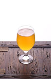 Glass of craft beer Royalty Free Stock Images