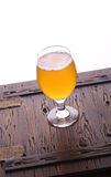 Glass of craft beer Royalty Free Stock Photography