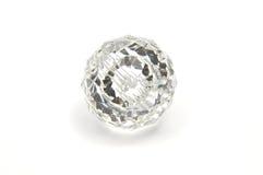 Glass crystal Stock Image
