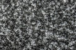 Glass cullet backround Stock Images