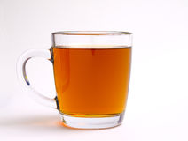Glass cup Royalty Free Stock Images