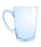 Glass cup 2 Royalty Free Stock Image