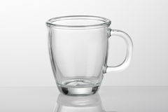 Glass cup Royalty Free Stock Photo