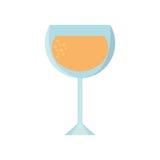 Glass cup champagne wine celebration wedding Royalty Free Stock Photo