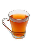 Glass Cup of tea  Stock Image