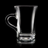 Glass cup Stock Image