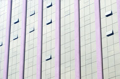 Glass curtain wall Stock Photography