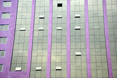 Glass curtain wall Royalty Free Stock Images